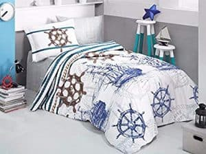 Nautical Ship Bedding Set