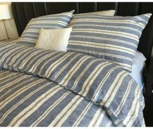 Nautical Striped Bedding
