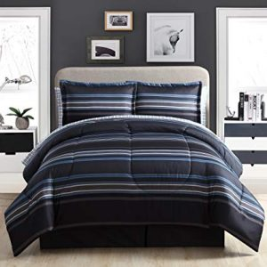 Nautical Stripes Bedding