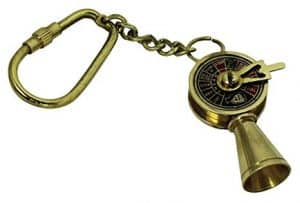 Nautical Telegraph Keychain