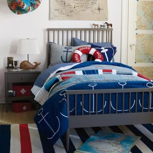 Nautical Themed Childrens Bedding