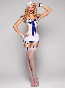 Nautical Themed Lingerie