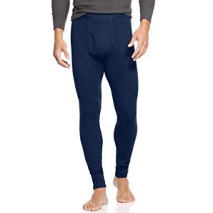 Navy Long Underwear