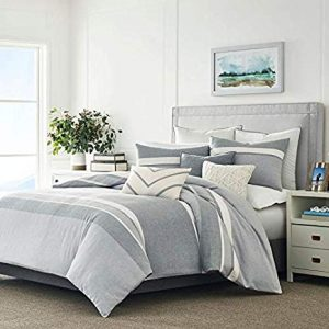 Neutral Nautical Bedding Twin