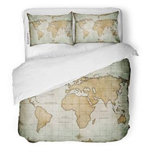 Old World Nautical Bedding