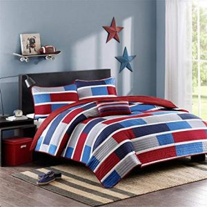 Patriotic Nautical Bedding