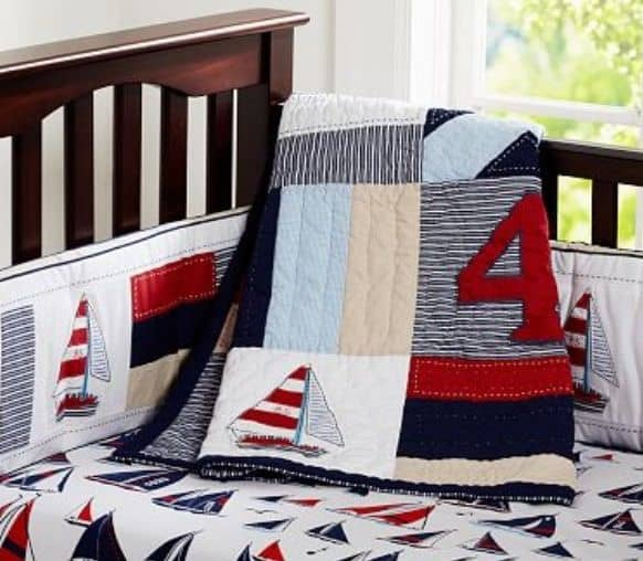 Deals - Pottery Barn Nautical Baby Bedding Online®】