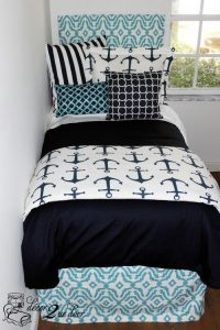 Preppy Nautical Bedding