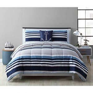 Tan Nautical Bedding