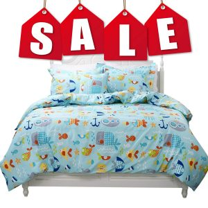Toddler Boy Nautical Bedding