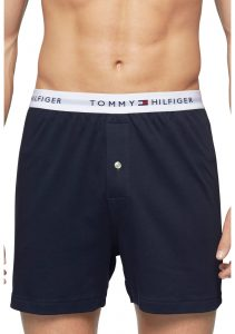 Tommy Boxer Woven Dark Navy