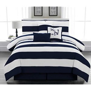Twin Bed Nautical Bedding