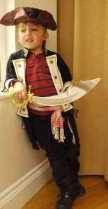 4 Year Old Pirate Costume