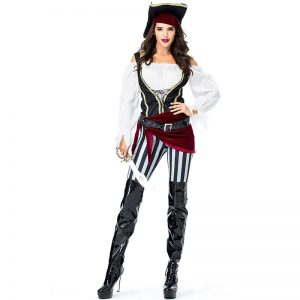 Adult Girl Pirate Costume