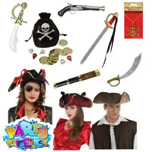 Adult Pirate Costume Accessories
