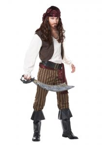 Adult Pirate Costume Men