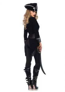 Adult Seven Seas Beauty Pirate Costume