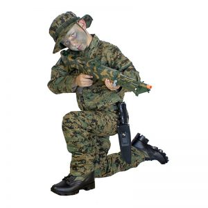 Army Marine Costume