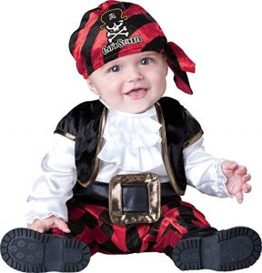 Baby Pirate Costume 12 18 Months
