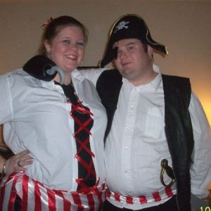 Bad Pirate Costume