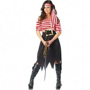Basic Pirate Costume