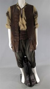 Black Sails Pirate Costume