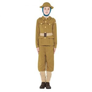 Bloody Marine Costume For 10 Year Olds