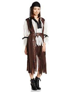 Caribbean Pirate Babe Costume