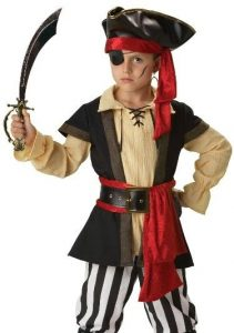Classic Pirate Costume