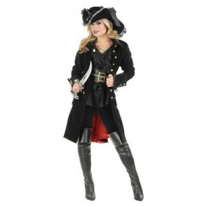 Costume Pirate Coat