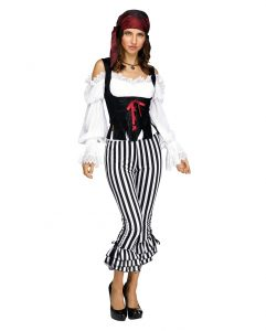 Costume Pirate Pants