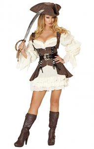 Costume Pirate Wench
