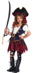 Cute Girl Pirate Costume