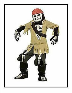 Disney Skeleton Pirate Costume