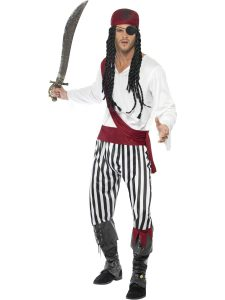 Fancy Pirate Costume