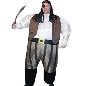 Fat Pirate Costume