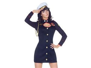 Female Marine Costume