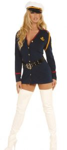 Female Marine Halloween Costume