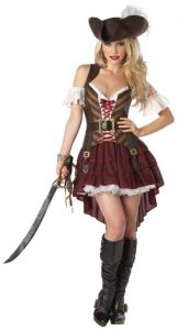 Female Pirate Costume Party City