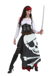Female Pirate Costume Plus Size