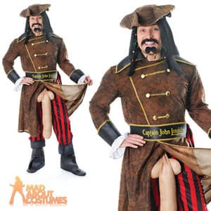 Funny Pirate Costume