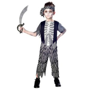 Ghost Pirate Costume Child