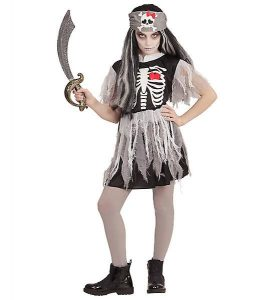 Ghost Ship Pirate Girl Costume