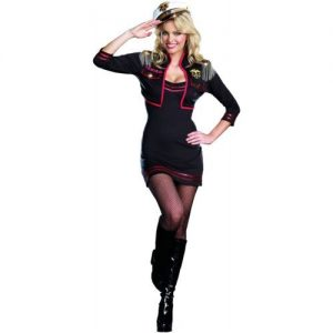 Girl Marine Corps Halloween Costume