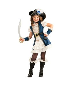 Girl Pirate Costume Disney