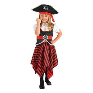 Girly Pirate Costume