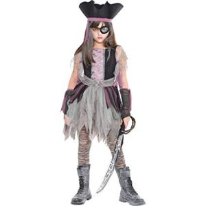 Haunted Pirate Costume