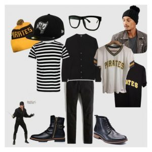 Hipster Pirate Costume