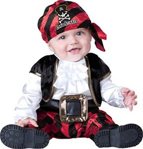 Infant Pirate Costume 6 Months