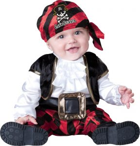 Infants Pirate Costume